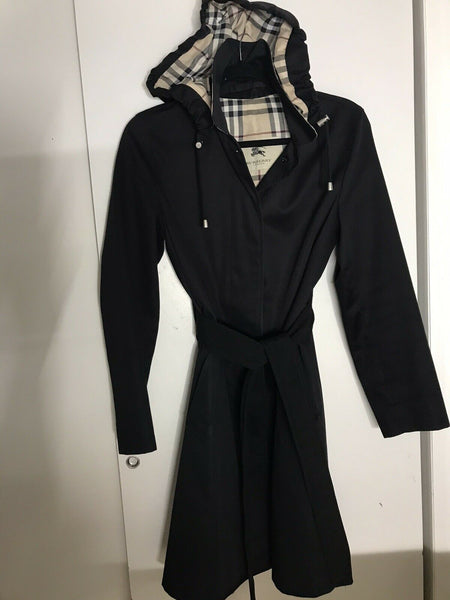 BURBERRY Women's natasha Trench Coat 2R