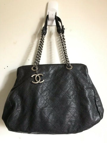 CHANEL Caviar Large Tote Msrp 4K