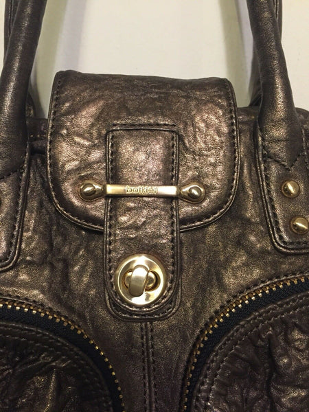 BOTKIER Bronze Wash Large Tote Bag