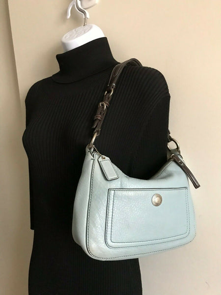 Coach shoulder bag - Blue