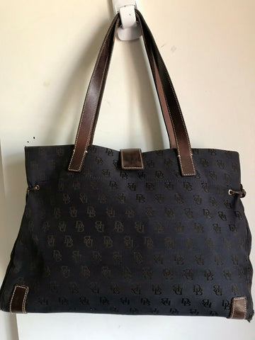 DOONEY & BOURKE large nylon tote bag