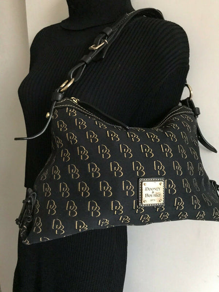 Dooney & Bourke Fabric Shoulder Bag