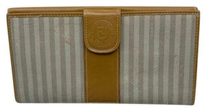 Fendi Vintage Tan Wallet