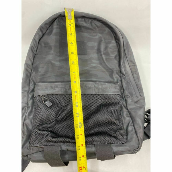 COLE HAAN Green Gray Back Pack