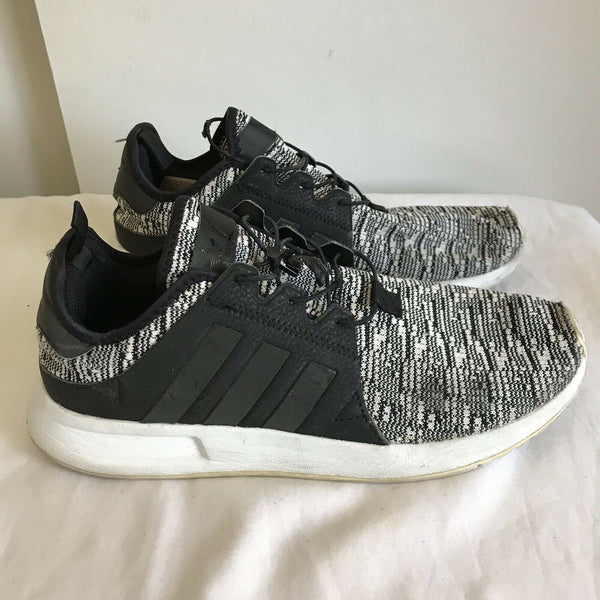 Adidas X.PLR w/ cloud foam Black/ White Sz 9
