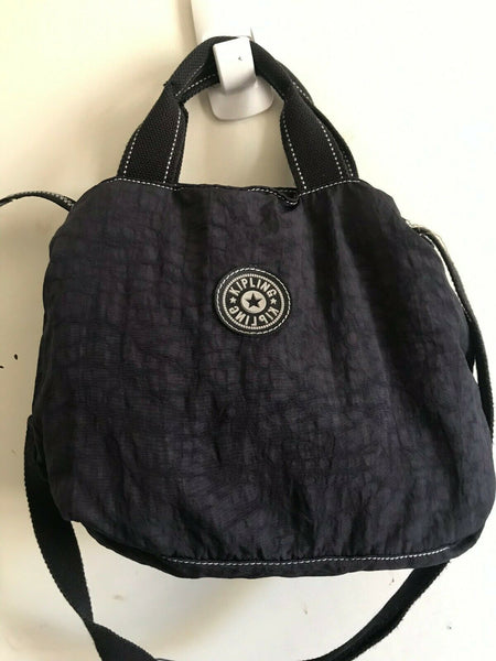 KIPLING Nylon Crossbody Bag With Adjustable Straps