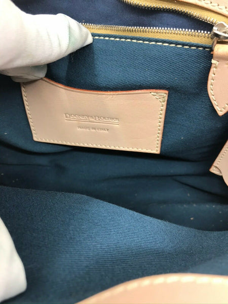 Dooney & Bourke Tan Large Tote Bag