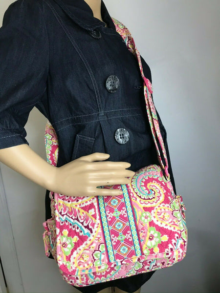 Vera Bradley Quilted Crossbody / Shoulder Bag