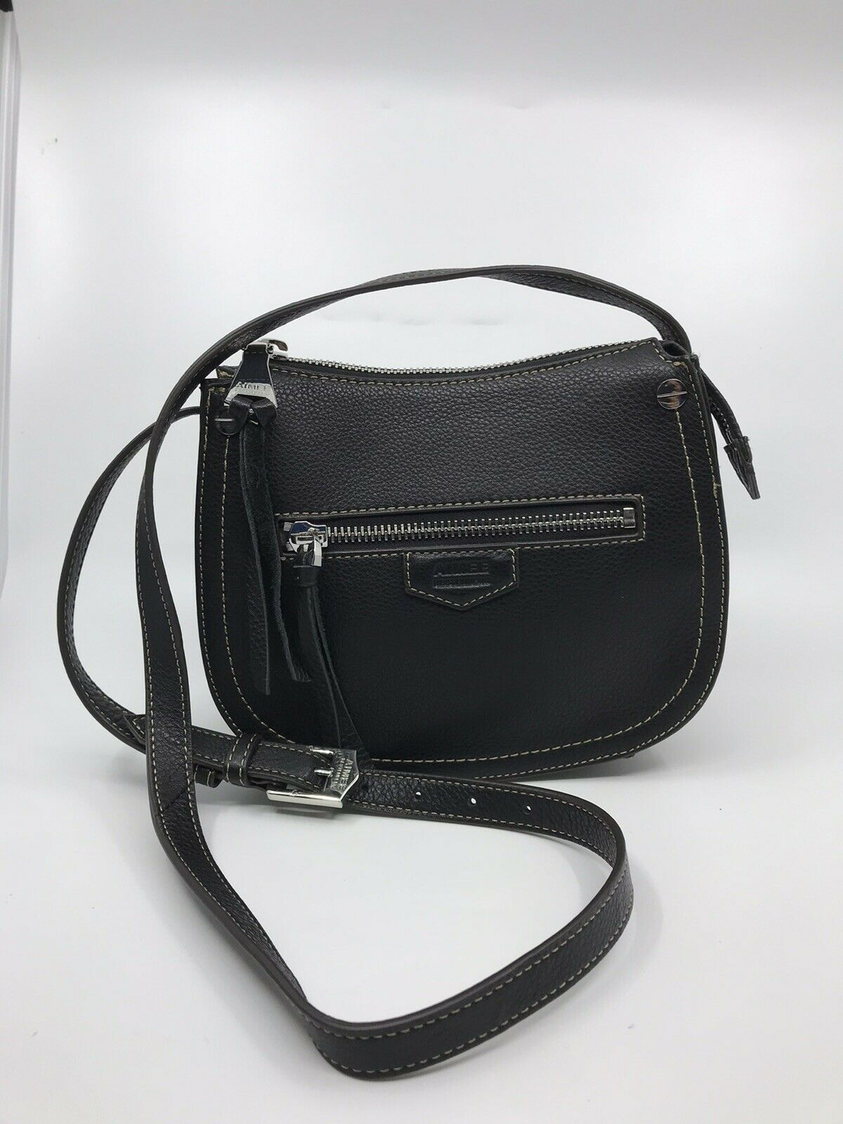 Aimee Kestenberg Black Leather Crossbody