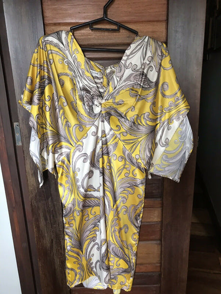 EVAN PICONE Yellow Dress Size 12