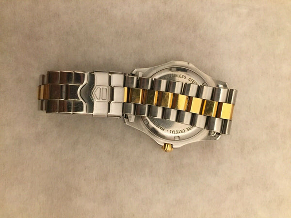 TAG HEUER Men's Watch Professional 200 M Two Tone
