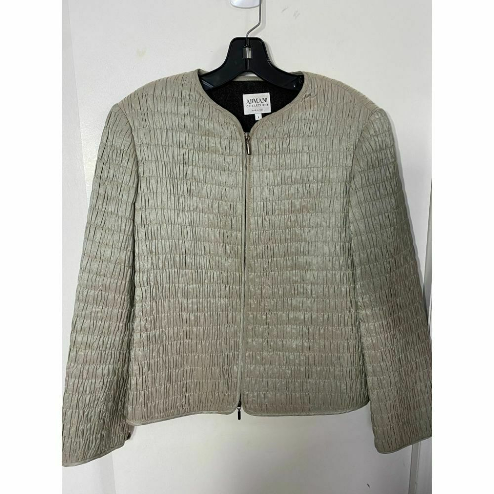 ARMANI Collezione Women's Career Jacket Msrp 900