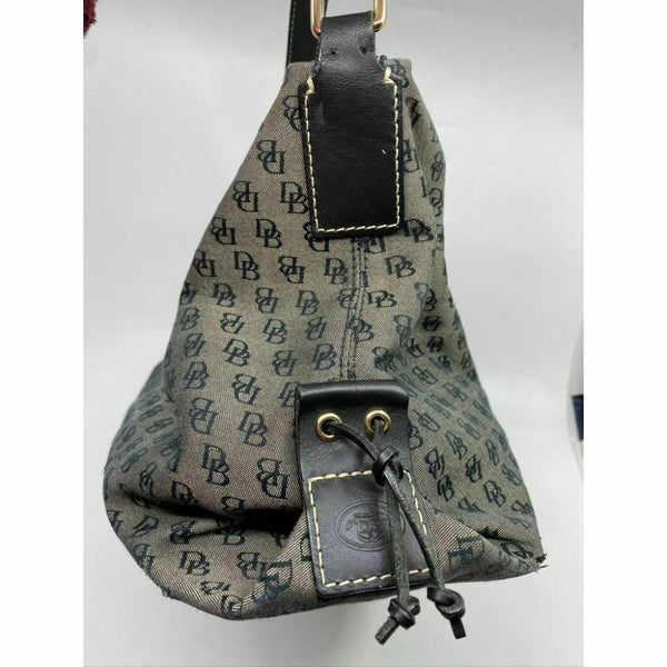 DOONEY & BOURKE All Over Signature Fabric Bag Size M Msrp $ 250