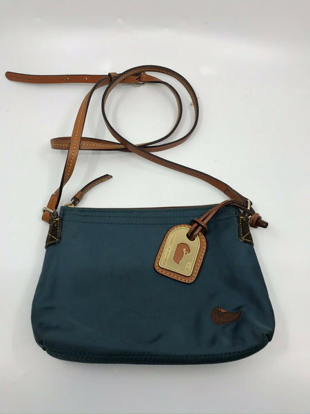 Dooney & Bourke Blue Crossbody Bag