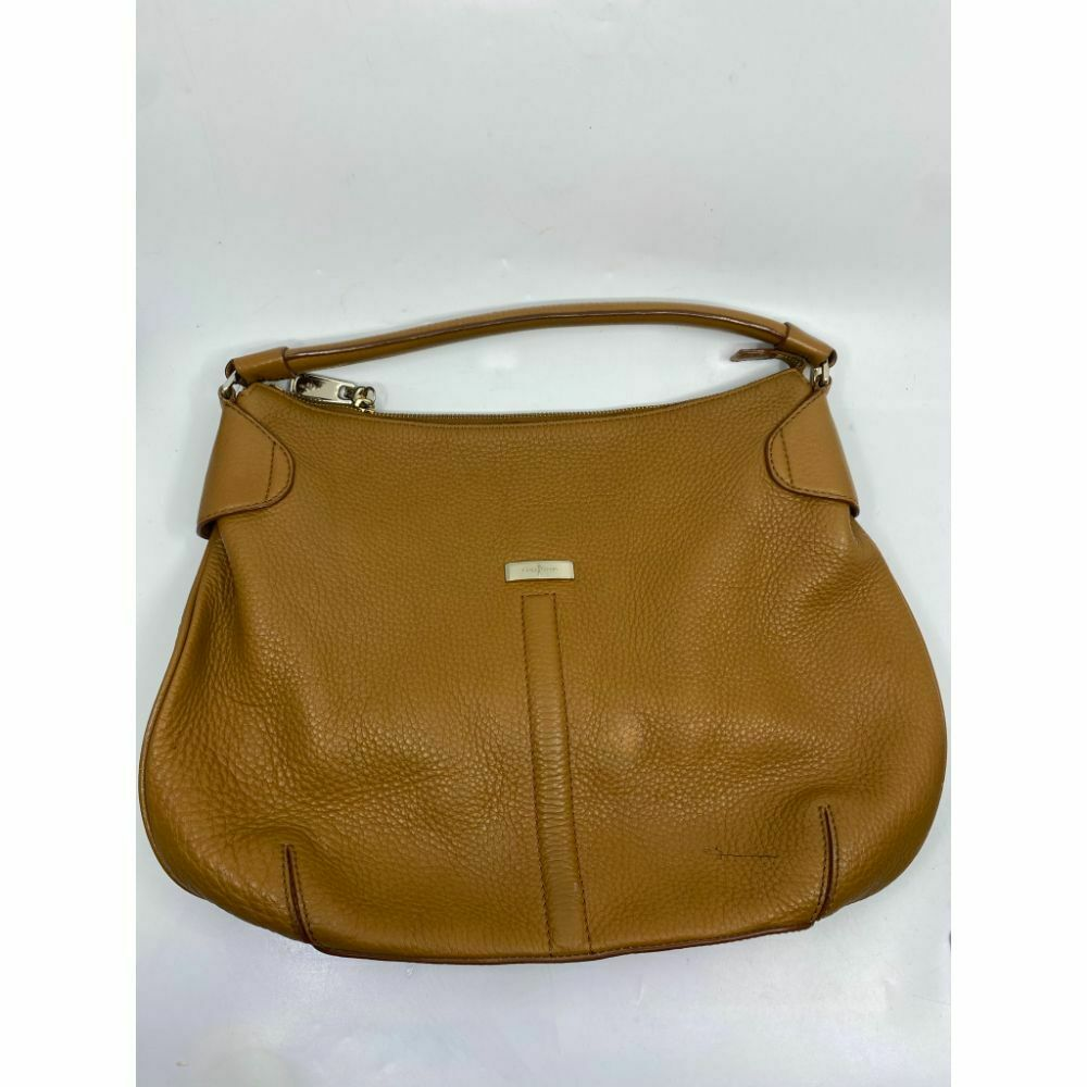 COLE HAAN Brown Large Leather Tote/ Shoulder Bag