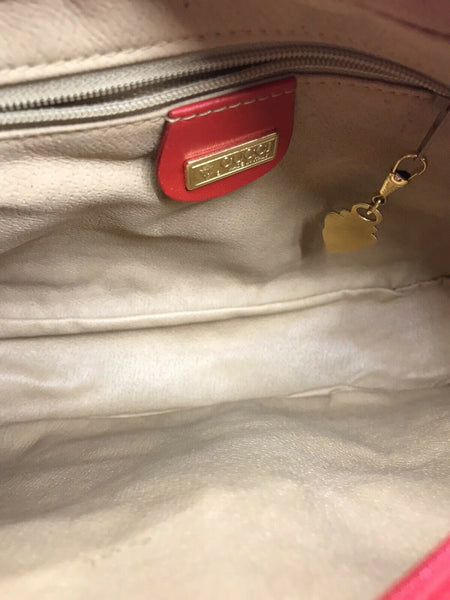 GUCCI Vintage Red Crossbody