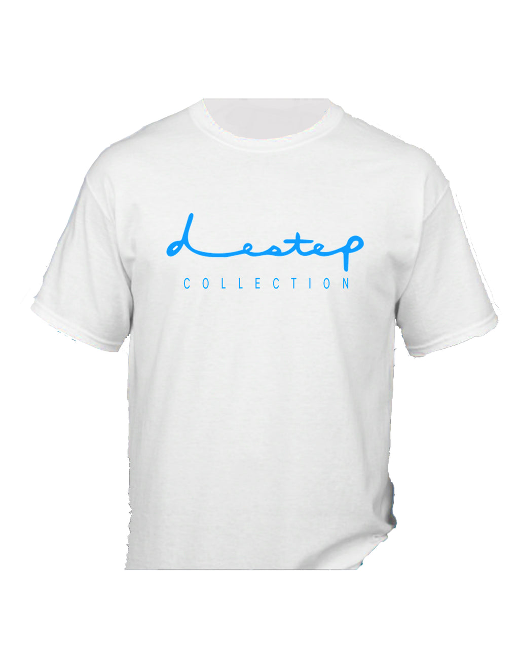 Sky blue Destep Collection tee