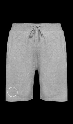"GRAY ""Outer Space"" Sweatshorts"