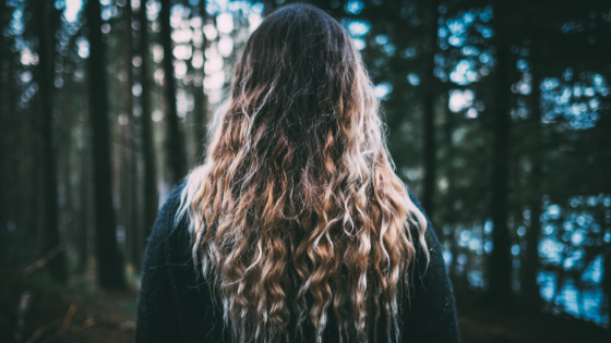 How can I turn my frizzy locks to beautiful smooth hair?""