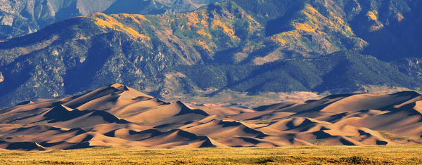 Celebrate Great Sand Dunes National Park's Anniversary - September 12th