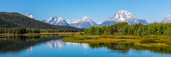 Celebrate Grand Teton National Park's Birthday February 26th