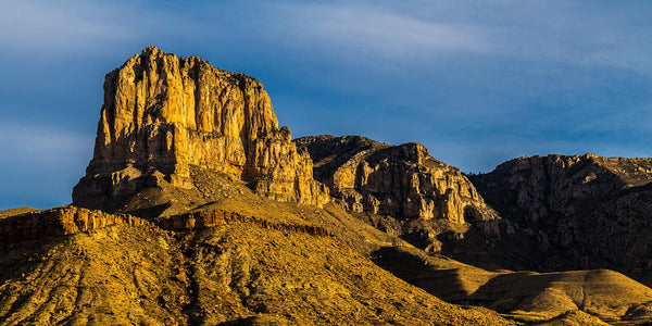 Celebrate Guadalupe Mountains National Park Anniversary October 15th