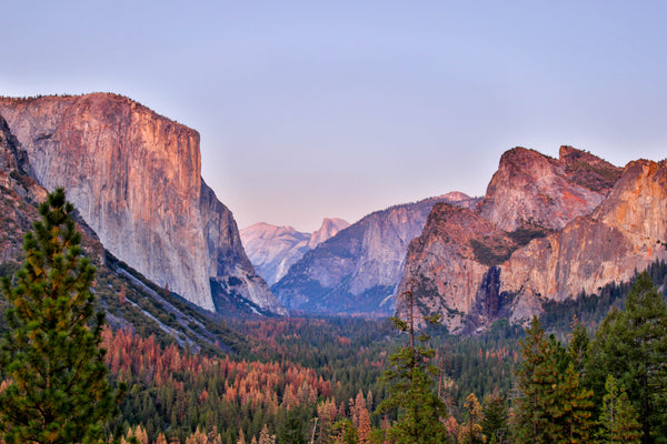 Celebrate Yosemite National Park's Anniversary - October 1st