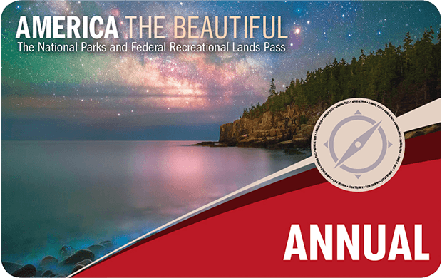 America the Beautiful Annual Pass | National Park Posters