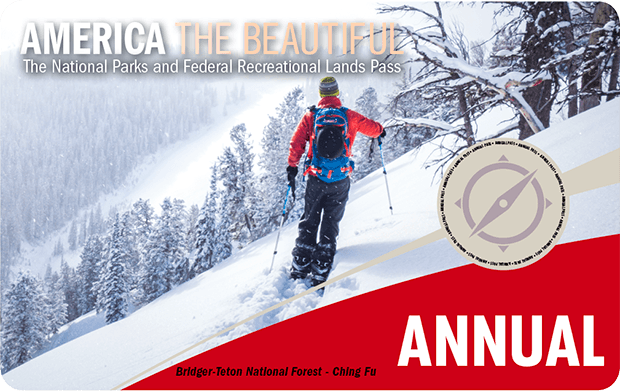 America the Beautiful Annual Park Pass