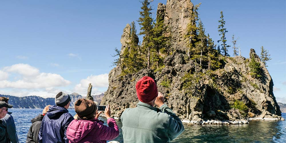 Crater Lake Boat Tours | Crater Lake National Park