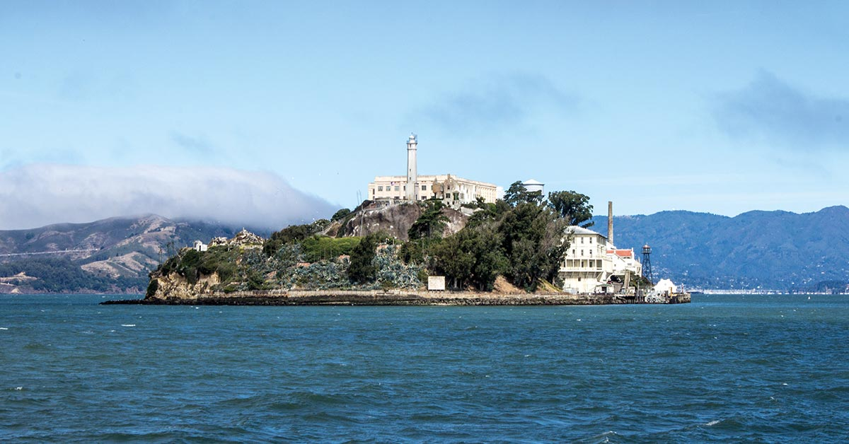 Alcatraz Island | Golden Gate National Recreation Area