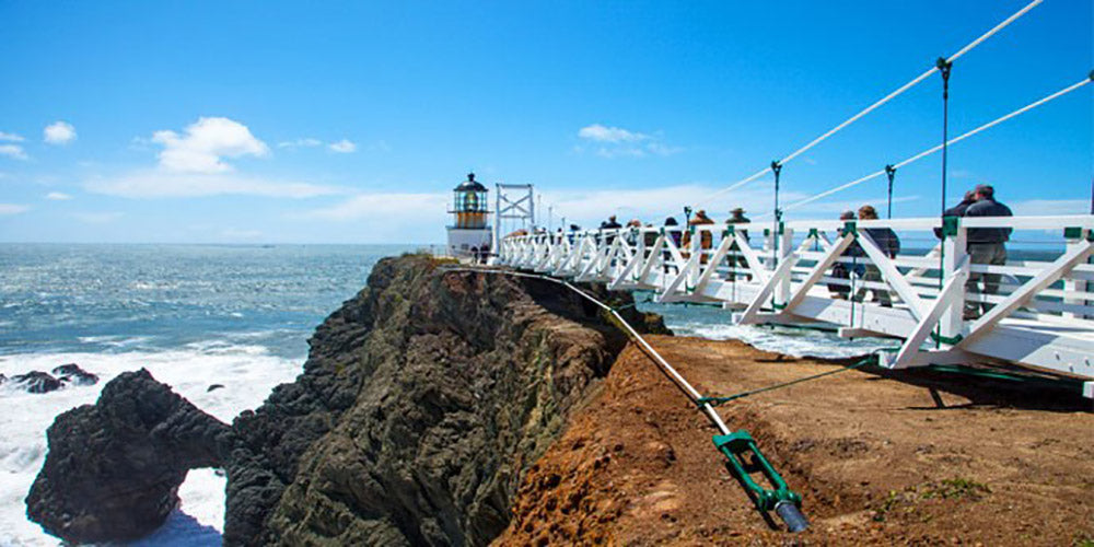 Point Bonita Lighthouse | Golden Gate National Recreation Area