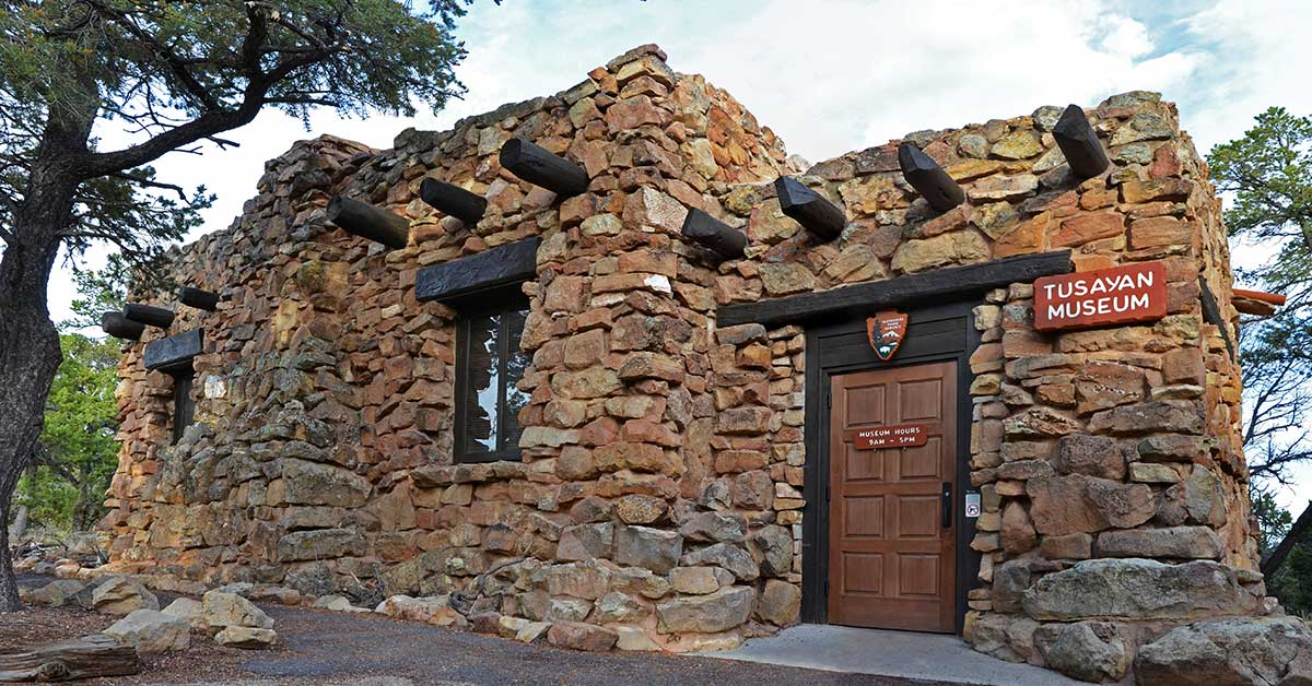 Tusaynan Museum, Grand Canyon National Park