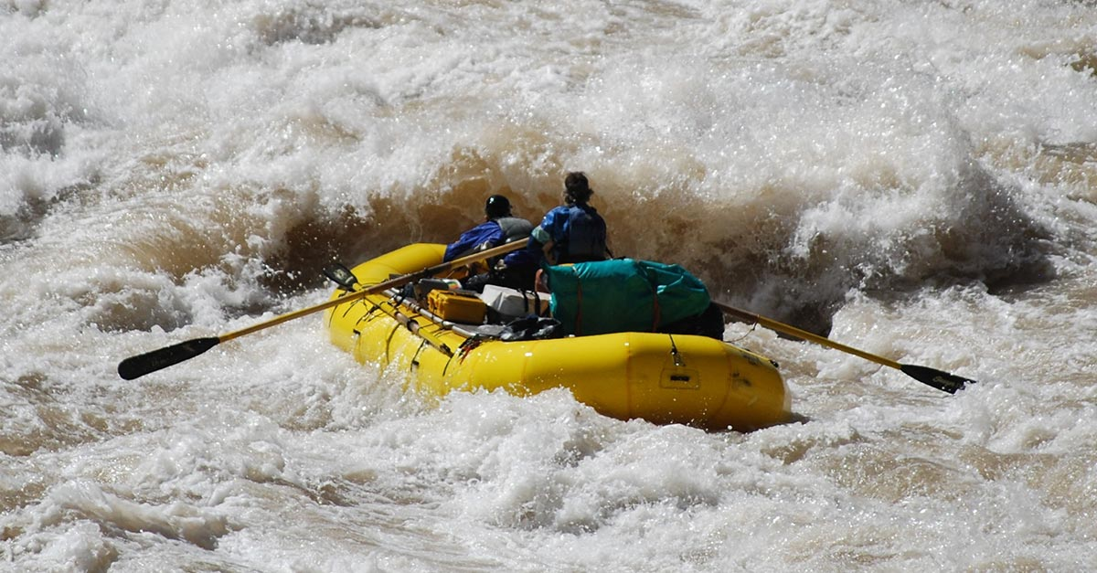 White Water Rafting, Grand Canyon National Park