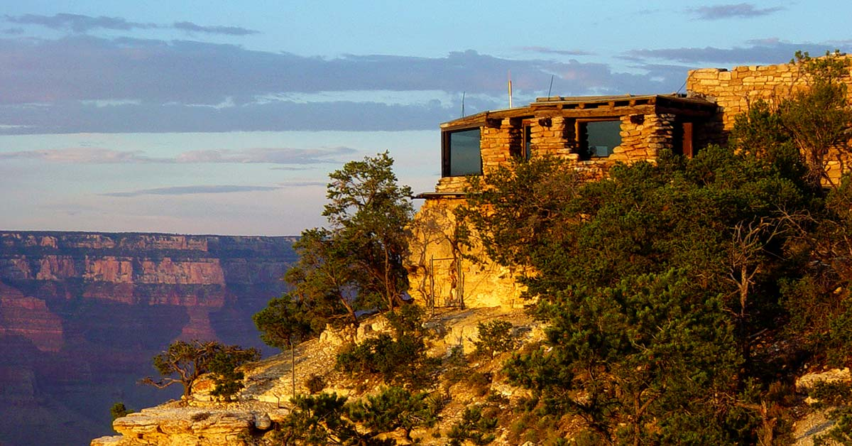 Yavapai Geology Museum, Grand Canyon National Park