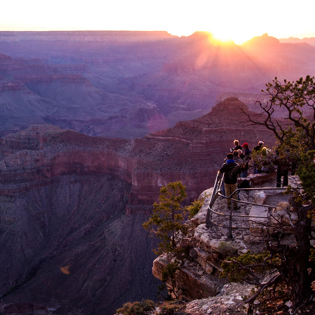 Grand Canyon, Sunrise | National Park Posters