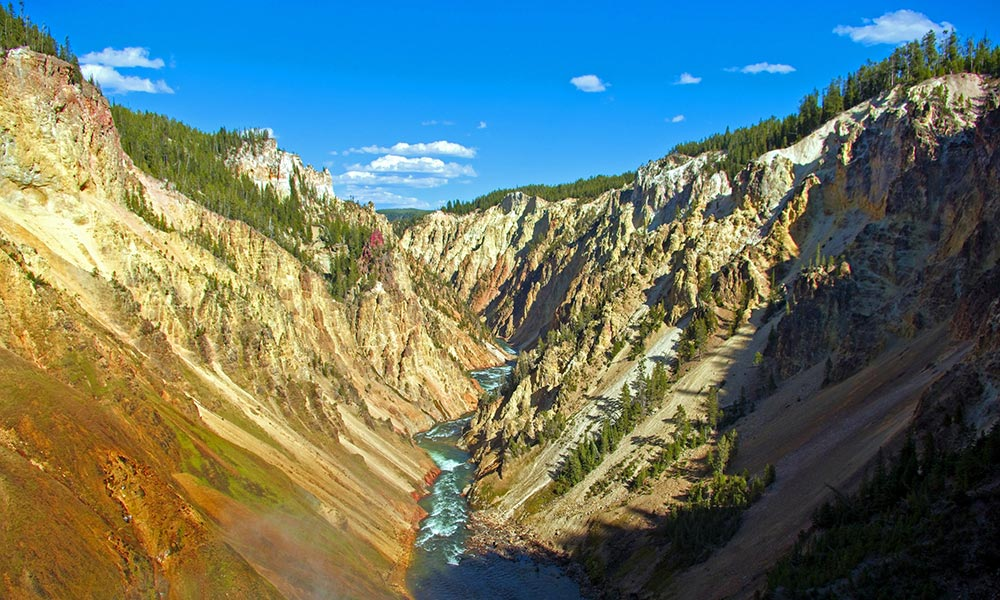 Grand Canyon of the Yellowstone   National Park Posters