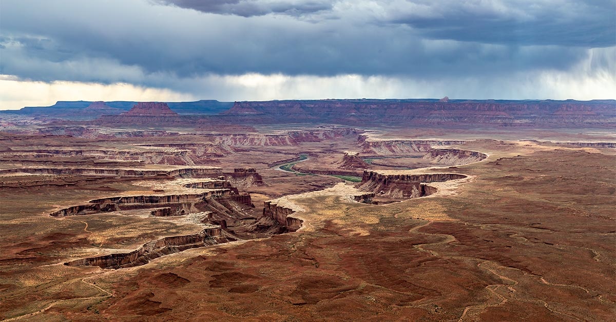 Green River, Canyonlands National Park