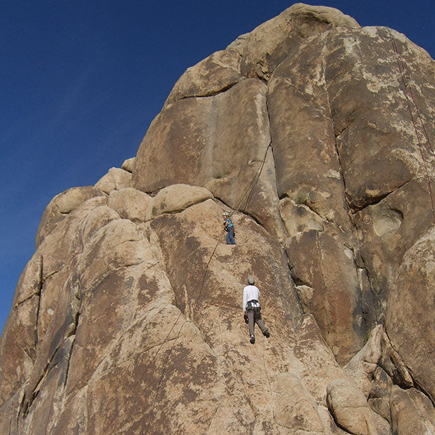 Joshua Tree National Park | Rock Climbing