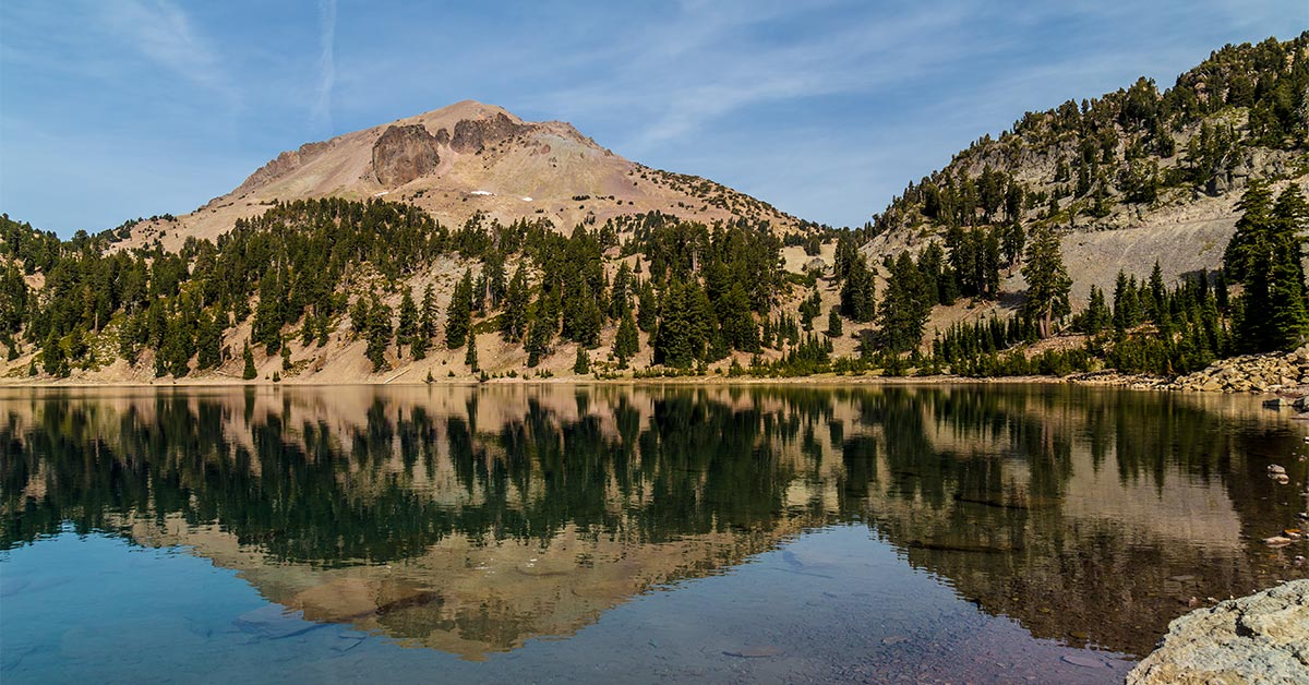 Lake Helen, Lassen Volcanic National Park
