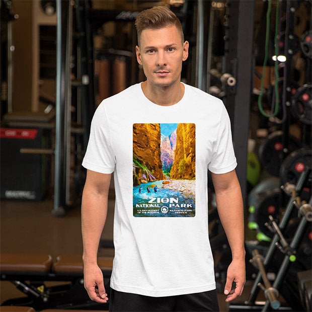Men's T-Shirts | National Park Gear