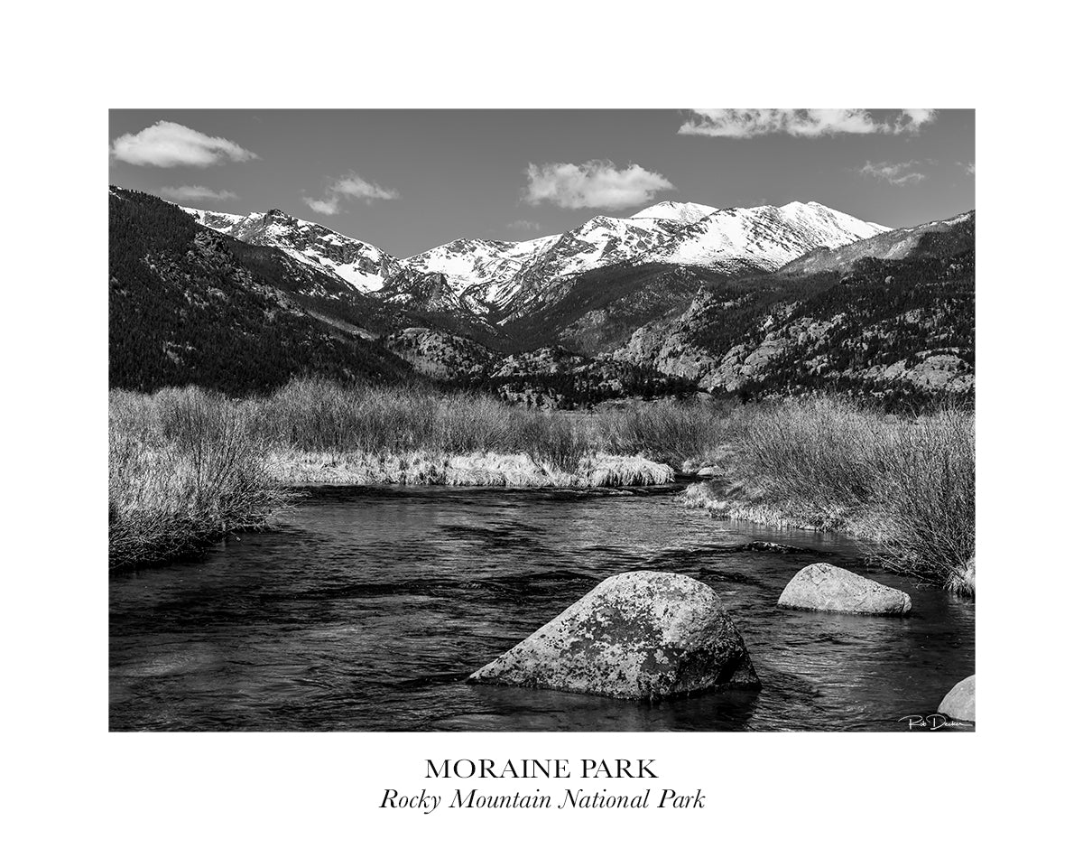 Moraine Park, Rocky Mountain National Park