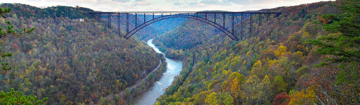 New River Gorge National Park | National Park Posters