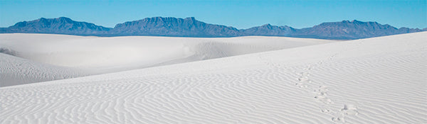 White Sands National Park | National Park Posters