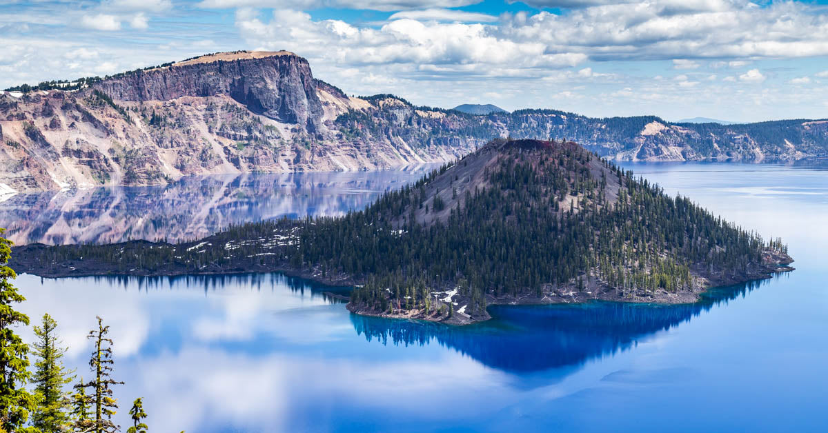 Wizard Island | Crater Lake National Park