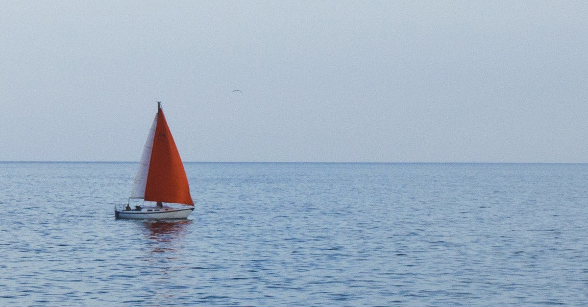 Sailing, Indiana Dunes National Park