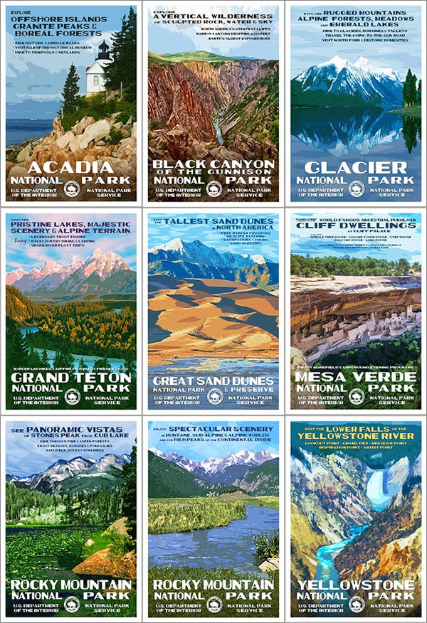 2014 National Park Collection