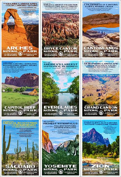 2015 National Park Collection