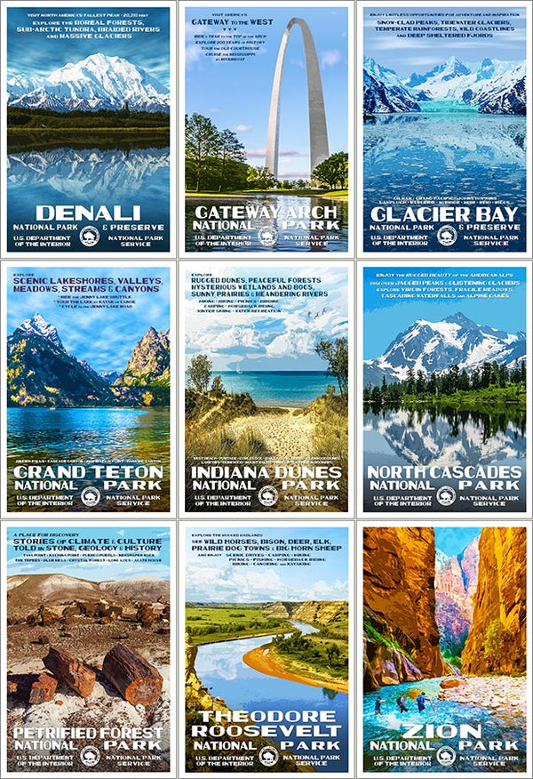 2019 National Park Collection