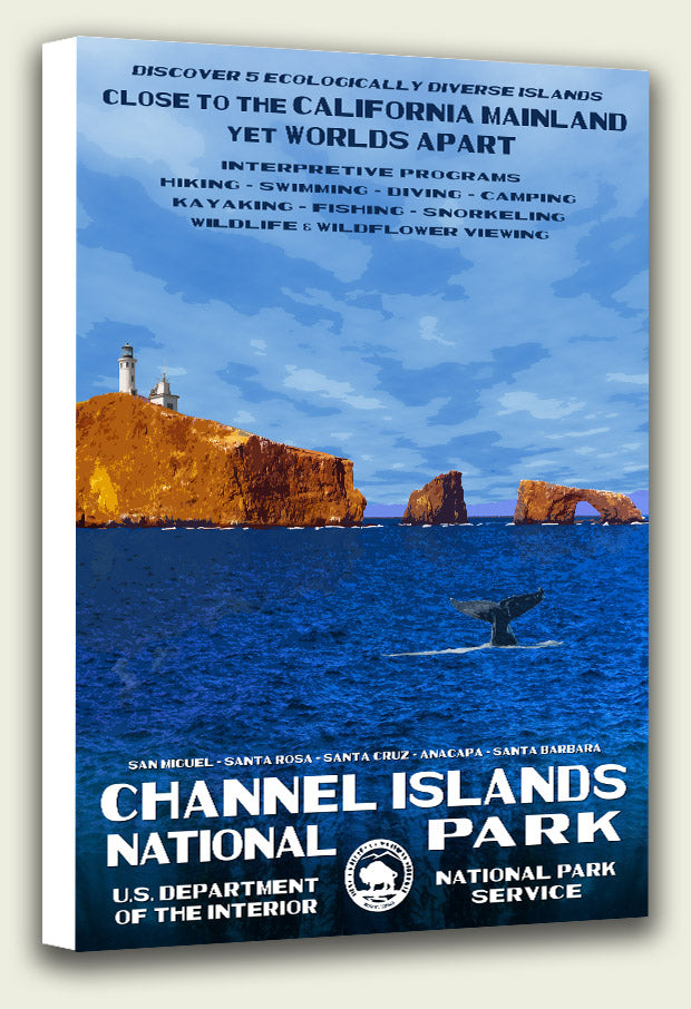 Channel Islands National Park Canvas Print